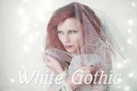 White Gothic Bride